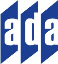Logo for ADA