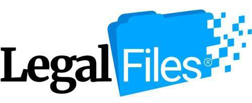 Logo for Legal Files software.