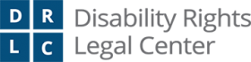 Logo for Disability Rights Legal Center