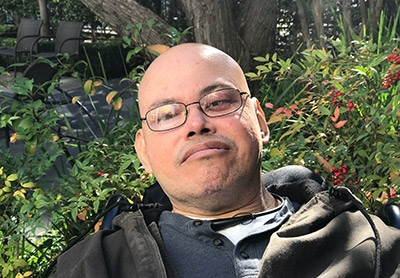 Photo of Eric Ybarra