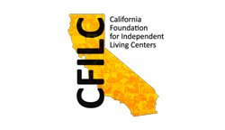 Logo for California Foundation for Independent Living Centers.